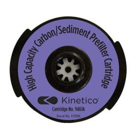 Kinetico High Capacity Carbon Sediment Prefilter Cartridge